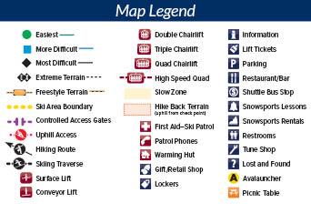 Trail Maps | Arapahoe Basin Ski & Snowboard Area